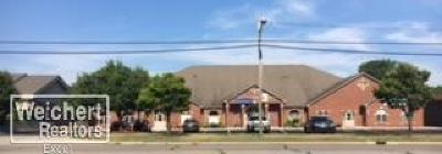 Shelby Twp Commercial Lease For Lease: 47718 Van Dyke