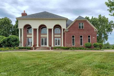 Washington Twp Single Family Home For Sale: 7194 Frampton West