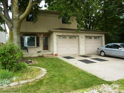 Harrison Twp Single Family Home For Sale: 37856 Mallast