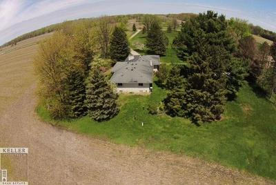 Wales Single Family Home For Sale: 8771 Alpine