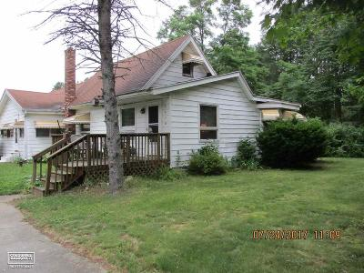 Kimball Single Family Home For Sale: 7018 Sparling Rd.