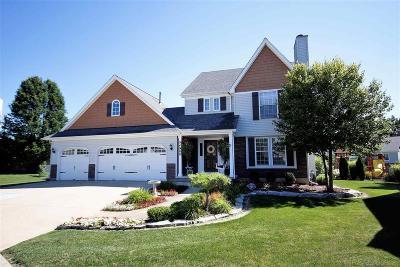 Armada Single Family Home For Sale: 74080 Jefferson
