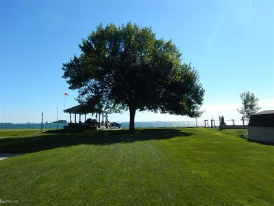Harrison Twp Residential Lots & Land For Sale: 38660 Lakeshore