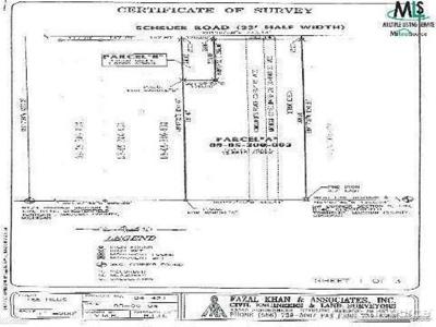 Residential Lots & Land For Sale: Scheuer