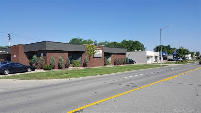 Commercial Lease For Lease: 27941 Harper