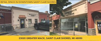 Commercial Lease For Lease: 23020 Greater Mack