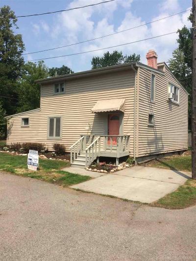 Burtchville Single Family Home For Sale: 3676 Park