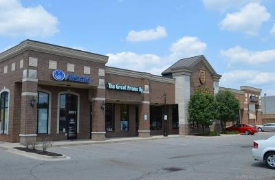 Shelby Twp Commercial Lease For Lease: 52041 Van Dyke