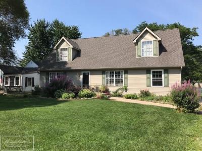 Harrison Twp Single Family Home For Sale: 39345 Shoreline