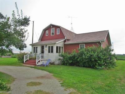 Richmond Single Family Home For Sale: 31401 Dayton