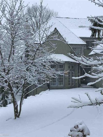 Clarkston Condo/Townhouse For Sale: 5443 Bristol Parke