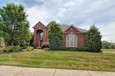 Single Family Home For Sale: 6602 Chatham Cir