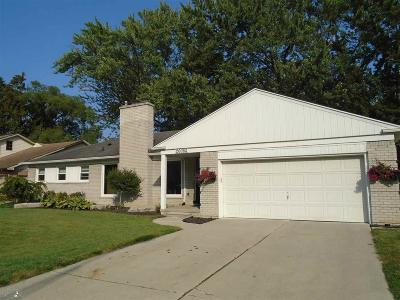 Grosse Pointe Woods Single Family Home For Sale: 20052 Fairway