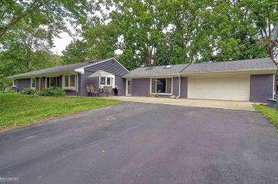 Rochester Single Family Home For Sale: 340 Whims