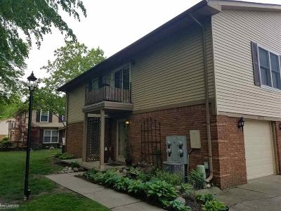 Romeo, Richmond Condo/Townhouse For Sale: 68116 Rosewood Ln
