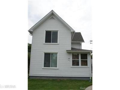 Mount Clemens Rental For Rent: 172 North Ave