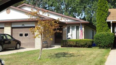 Port Huron Single Family Home For Sale: 2635 Susan
