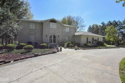 Macomb Single Family Home For Sale: 46200 Heydenreich
