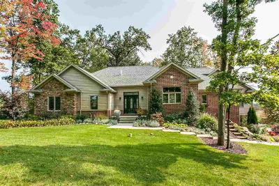 Romeo, Richmond Single Family Home For Sale: 72784 Campground Rd