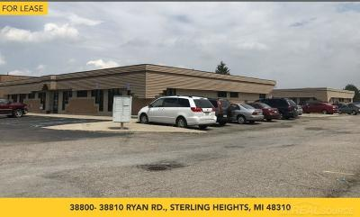 Commercial Lease For Lease: 38800 Ryan
