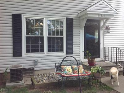 Clinton Township Condo/Townhouse For Sale: 38829 Marblehead