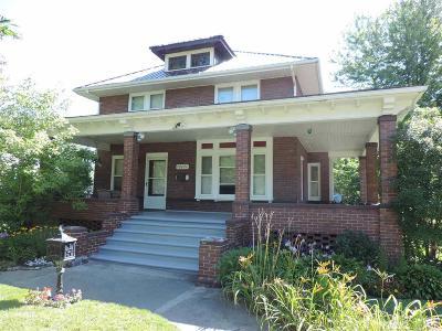 Romeo, Richmond Single Family Home For Sale: 70020 Main St.