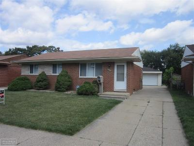 Clinton Township Single Family Home For Sale: 20863 Catalano