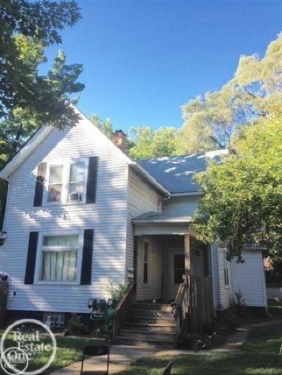 Mount Clemens Multi Family Home For Sale: 278 Euclid