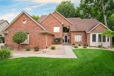Sterling Heights Single Family Home For Sale: 14974 Park View Ct.