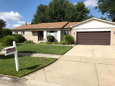 Clinton Township Single Family Home For Sale: 39641 Waldorf