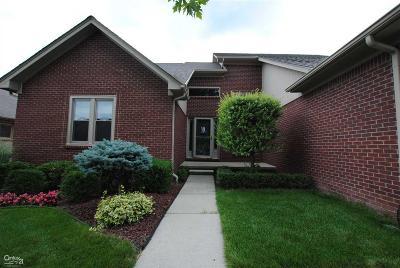 Macomb Twp Single Family Home For Sale: 21306 Fairfield