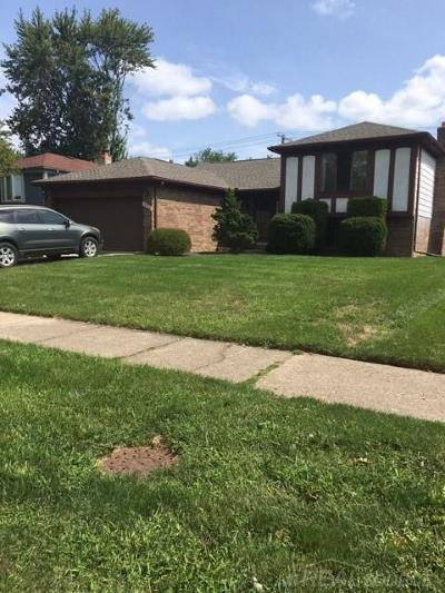 Macomb Twp Single Family Home For Sale: 47610 Barbara