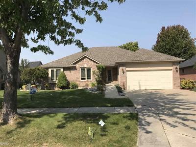 New Baltimore Single Family Home For Sale: 34265 Aspen Park