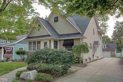 Rochester Single Family Home For Sale: 312 Taylor