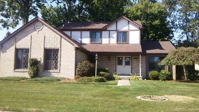 Chesterfield Twp MI Single Family Home For Sale: $219,900