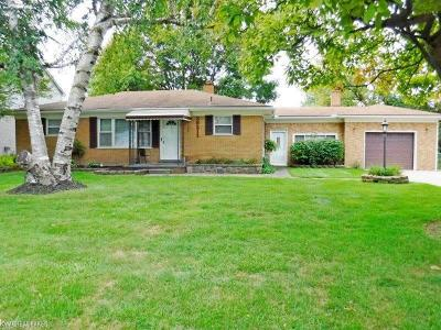 Harrison Twp Single Family Home For Sale: 39211 Prentiss Street
