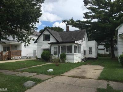 Mount Clemens Single Family Home For Sale: 6 Howard
