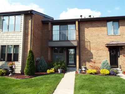 St. Clair Condo/Townhouse For Sale: 2500 River Road