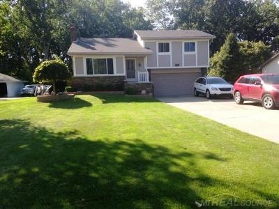 East China MI Single Family Home For Sale: $199,000