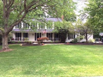 Rochester Hills Single Family Home For Sale: 1445 Chestnut
