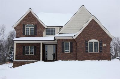 Oakland Twp Single Family Home For Sale: 446 Oak Arbor Circle East