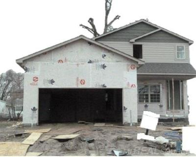 Saint Clair Shores Single Family Home For Sale: 21518 Grand Lake