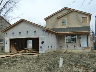 Saint Clair Shores Single Family Home For Sale: 22411 Glen