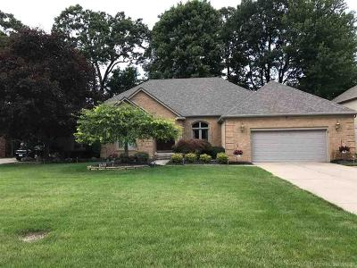 Shelby Twp Single Family Home For Sale: 13849 Towering Oaks