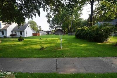 Residential Lots & Land For Sale: 5127 Taft