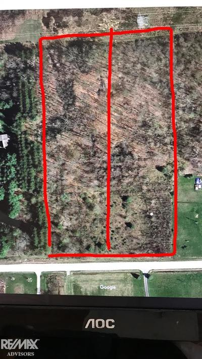 Residential Lots & Land For Sale: Lindsey