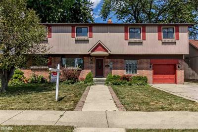 Single Family Home For Sale: 22445 Maple Street