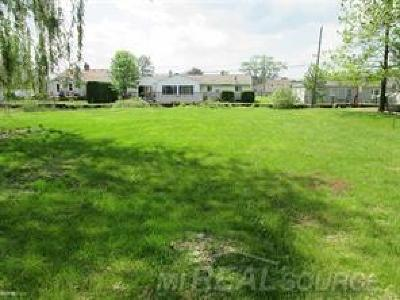 Harrison Twp Residential Lots & Land For Sale: Cherry