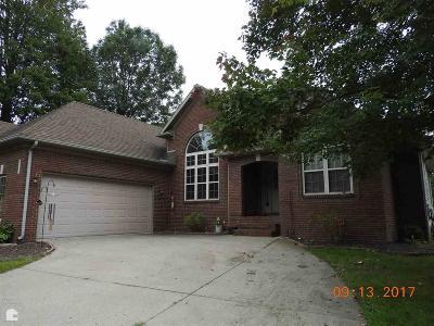 Fort Gratiot Single Family Home For Sale: 3783 Arlington