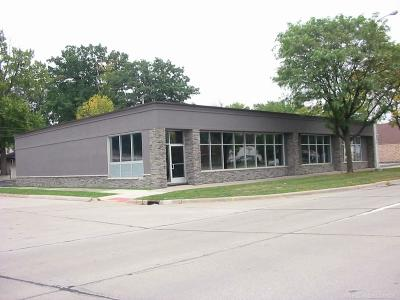 Commercial/Industrial For Sale: 23620 Harper Ave
